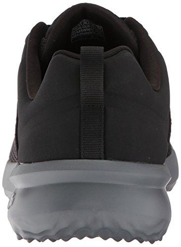 Skechers Hombres On-the-go City 3.0-55301 Sneaker Negro / Gris