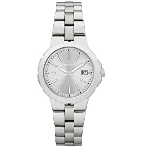 Fossil Sylvia Three Hand Stainless Steel Watch Am4407