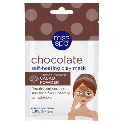 Miss Spa Chocolate Self-Heating Clay Mask - ()