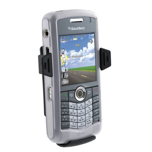 Speck Product Blackberry - Speck Products BB8120-CLR-SEE See Thru Case for Blackberry Pearl - Clear  - 1 Pack  - Clear