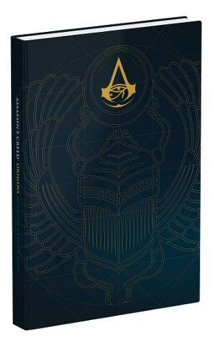 Assassin's Creed Origins: Prima Collector's Edition Guide cover