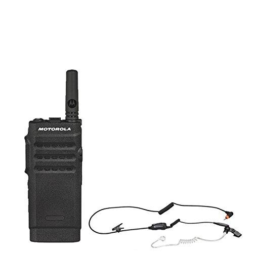 Motorola SL300 UHF Digital Radio & PMLN7158 Surveillance Headset Designed for your Security Team (Motorola Digital Cell Phone)