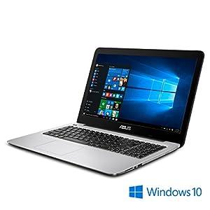 "ASUS F556UA-AB54-BL 15.6"" FHD, Thin and Light Laptop, Intel Core i5, 8GB DDR4 RAM, 256GB SSD, Windows 10 (Blue)"