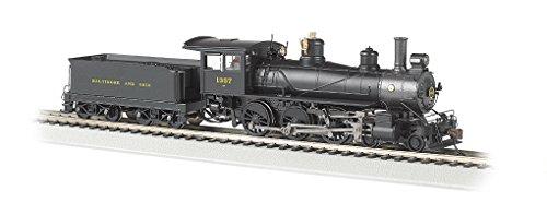 Bachmann HO Scale Train Steam Loco 4-6-0 Baldwin DCC Ready B