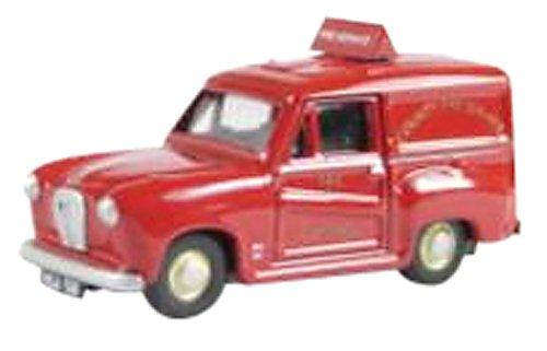1/76 オースチンA30 バン COUNTY FIRE SERVICE EM76662