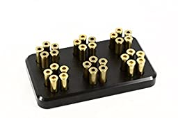Speed Beez Smith & Wesson J Frame 5 Shot 38/357 Loading Block For Speed Loaders