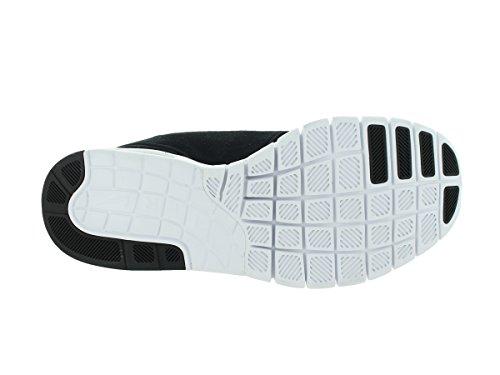 Uomo Nike Sb Stefan Janoski Pelle Max Scarpa Skate Nero / Nero / Informatica / Bianco