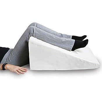 Amazon Com Support Plus Bed Wedge Pillow Premium Hybrid