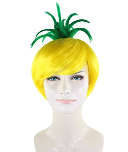 Halloween Party Online Pineapple Wig Adult