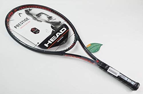 【中古 テニスラケット】 ヘッド グラフィン タッチ プレステージ ツアー 2018年モデル (HEAD GRAPHENE TOUCH PRESTIGE TOUR)(グリップサイズ:G2)c20040295c
