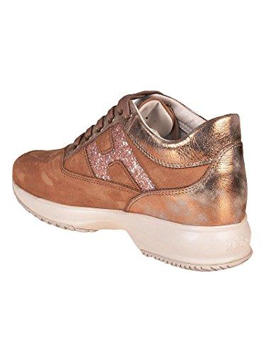 Scintillio Interactive Donna H Nudo Hogan Sneaker qBxaCw8a