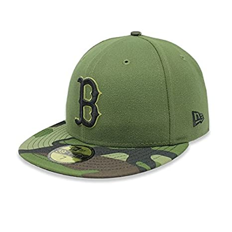 the best attitude 2e7c1 e9552 Boston Red Sox New Era 2017 Memorial Day 59FIFTY On Field Fitted Hat (7 1