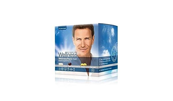 compare 3 tome 1 gratis Oriflame Wellness Pack Bienestar Hombre: Amazon.es: Hogar