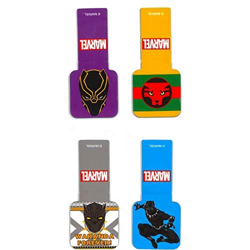 Ata-Boy Marvel Comics Black Panther Set of 4 1