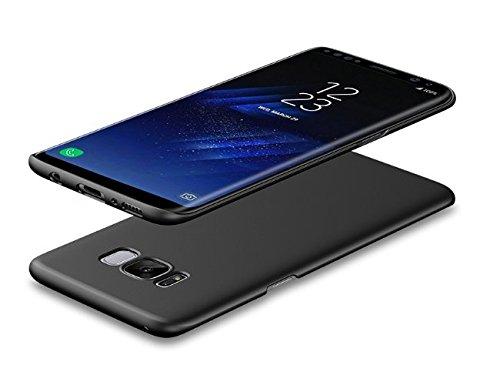 Funda Samsung Galaxy S8 Plus, Vanki® PC dura funda del parachoques Ultra Slim Absorción de Golpes y sedoso para Samsung Galaxy S8 Plus (Oro rosa) Oro rosa