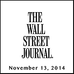 The Morning Read from The Wall Street Journal, November 13, 2014