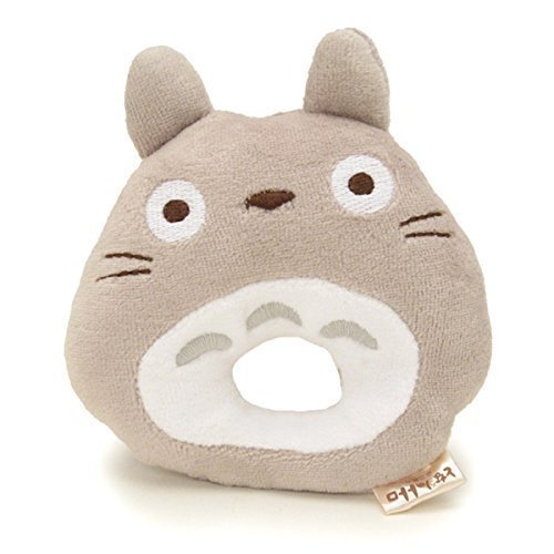 Rattle Studio Ghibli my Neighbor Totoro-big Totoro by Sunarrow (Smile Rattle)