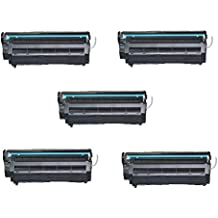 Remanufactured Toner Cartridge Replacement for HP 12A (Q2612A) (Black) - 5 Pack
