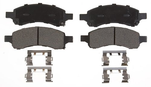 Raybestos PGD1169C Professional Grade Ceramic Disc Brake Pad Set from Raybestos