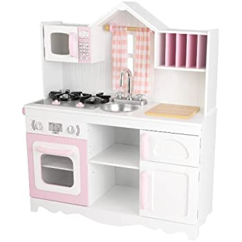 This Item Kidkraft 53222 Modern Country Kitchen Toy