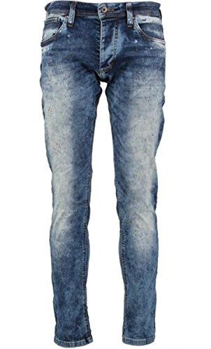 JACK & JONES - Jeans - Homme bleu bleu