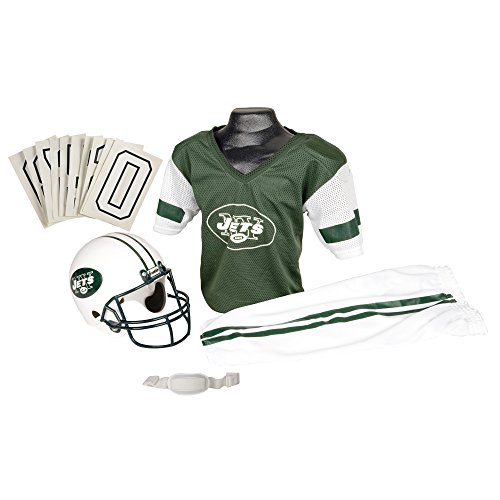 Franklin Sports NFL Team Licensed Deluxe Youth Uniform Set