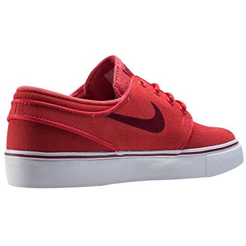Nike SB Stefan Janoski Gs - Sandalias con cuña de Ante Unisex, para niños 38-38.5 EU