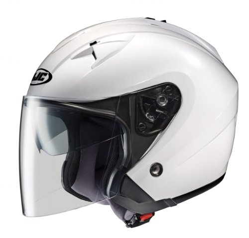 HJC IS-33 Open-Face Motorcycle Helmet