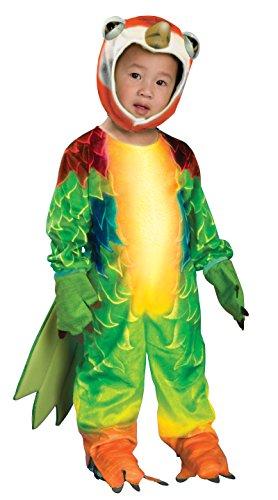 Silly Safari Costume, Parrot Costume