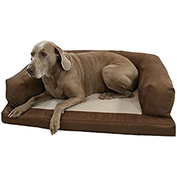 Amazon Com Xxl Dog Bed Orthopedic Foam Sofa Couch Extra