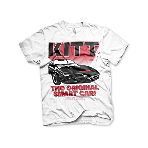 Officially Licensed KITT The Original Smart Car Tee, 3XL to 5XL