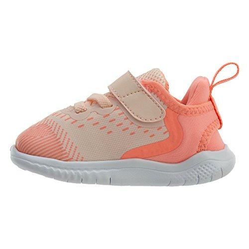 Gunsmoke Mädchen Nike Laufschuhe Free Crimson Run 2018 Tint 0xnCRdxw