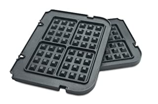 Cuisinart Griddler Waffle Plates, Black - CGR-WAFPC (B005ALSM8Q) | Amazon price tracker / tracking, Amazon price history charts, Amazon price watches, Amazon price drop alerts