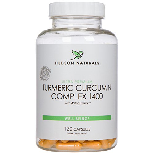 Hudson Naturals Standardized Curcuminoids Absorption