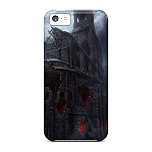 Hot WpL7571eEgE Dark Castle Tpu Case Cover Compatible With Iphone 5c