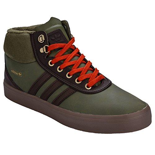 zapatillas de piel adidas