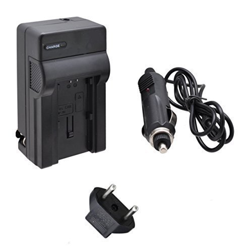 Canon LCE17 LC-E17 LC E17 LC-E17C Replacement - External AC/DC 100-240V LP-E17 Battery LPE17 Charger Canon LC-E17, Rebel EOS M3, T6i, T6s Digital SLR Cameras
