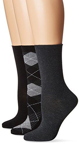 (No nonsense Women's Jeans Sock, 3 Pair Pack)