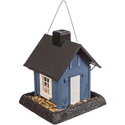 North States Village Collection Around Town-Birdfeeder-Blue Cottage