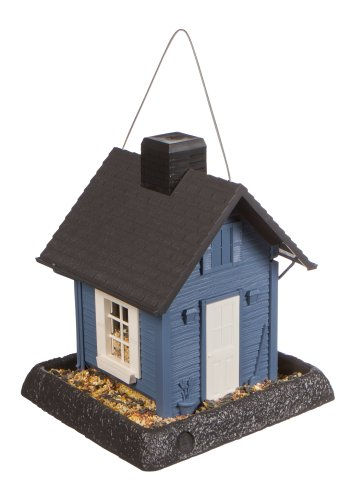 North States Village Collection Around Town-Birdfeeder-Blue Cottage