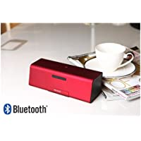 Microlab MD212 Bluetooth Wireless Portable Stereo Speaker for Tablet, Smartphone and Notebook(Red)