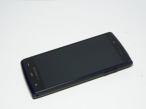 AQUOS PHONE si SH-07E(ネイビー)