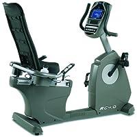 UNO Fitness U.N.O. Fitness Recumbent-Bike RC4.0, Champagner Grau, 13030