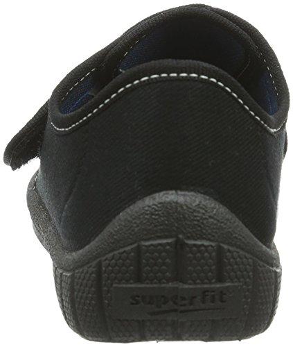 Superfit Bill - Zapatillas de estar por casa Negro