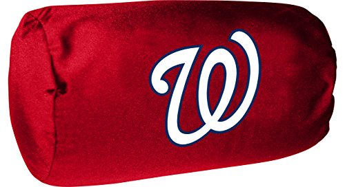 Officially Licensed MLB Washington Nationals Bolster Pillow