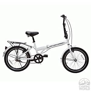 Adventurer Single Speed Folding Bike Amazon Ca Sports