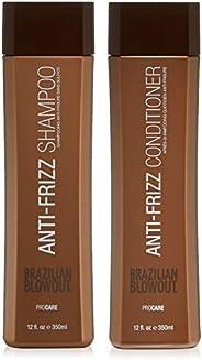 BRAZILIAN BLOWOUT Shampoo/conditioner Duo Pack