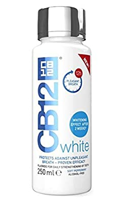 CB12 whitening 250ml Mouthwash by CB12