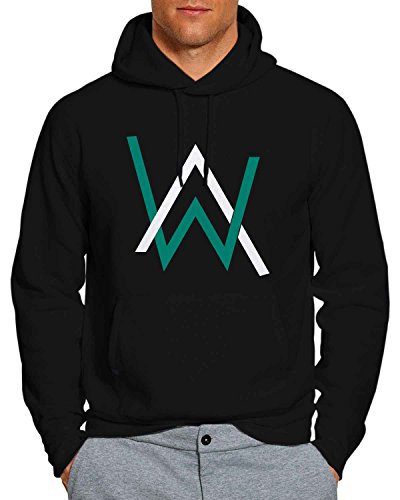 Hot Alan Walker Hoodie Unisex Adults WB for cheap