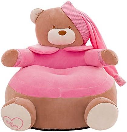 ぬいぐるみの子供のための動物の形のお手玉カバーだけ、利用できるさまざまな様式 - ピンク, #2